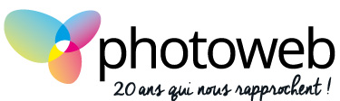 Photoweb, livre photo, tirage photo et faire-part photo