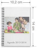 [CLOS] Agendas 2014, ils sont arrivés ! Agenda-photo-poche