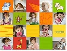 collage photo collages de photos en ligne avec le patchwork. Black Bedroom Furniture Sets. Home Design Ideas