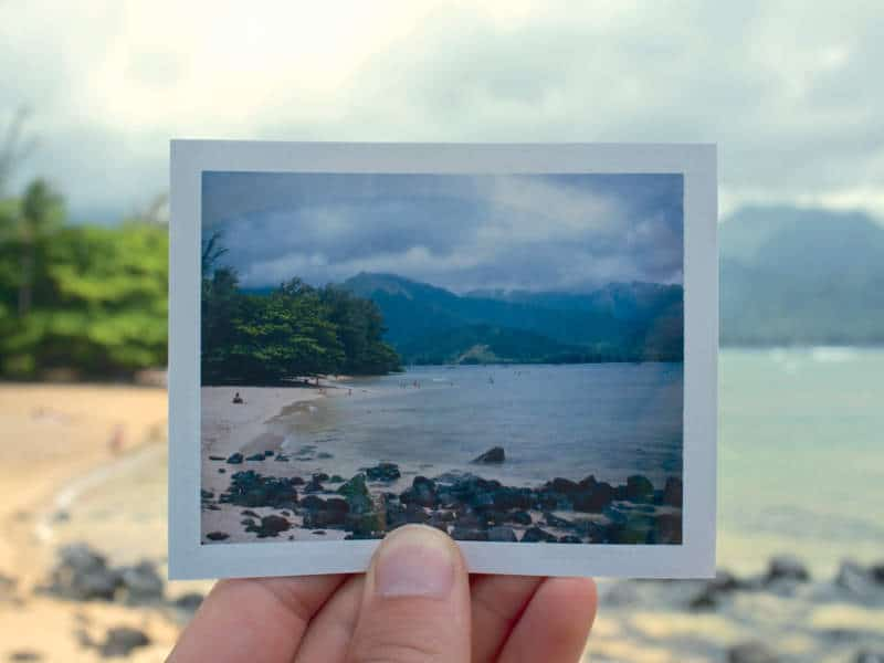 tirage photo paysage
