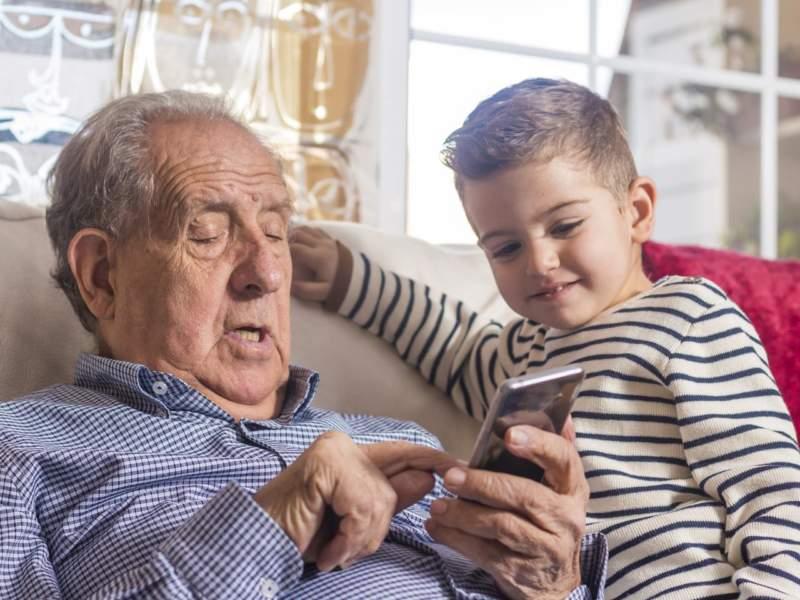 idée cadeau fête des grands pères