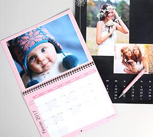 calendrier mono page