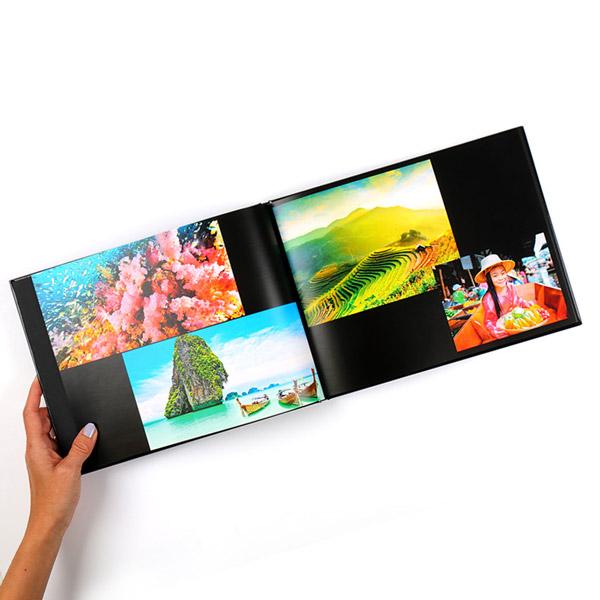 Livre photo format prestige paysage photoweb