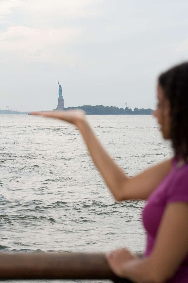 statue liberté usa