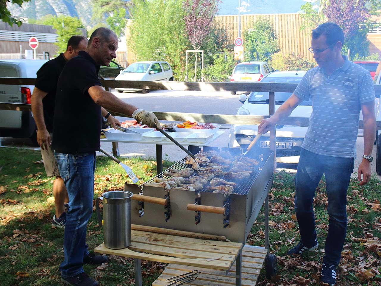 equipe barbecue photoweb