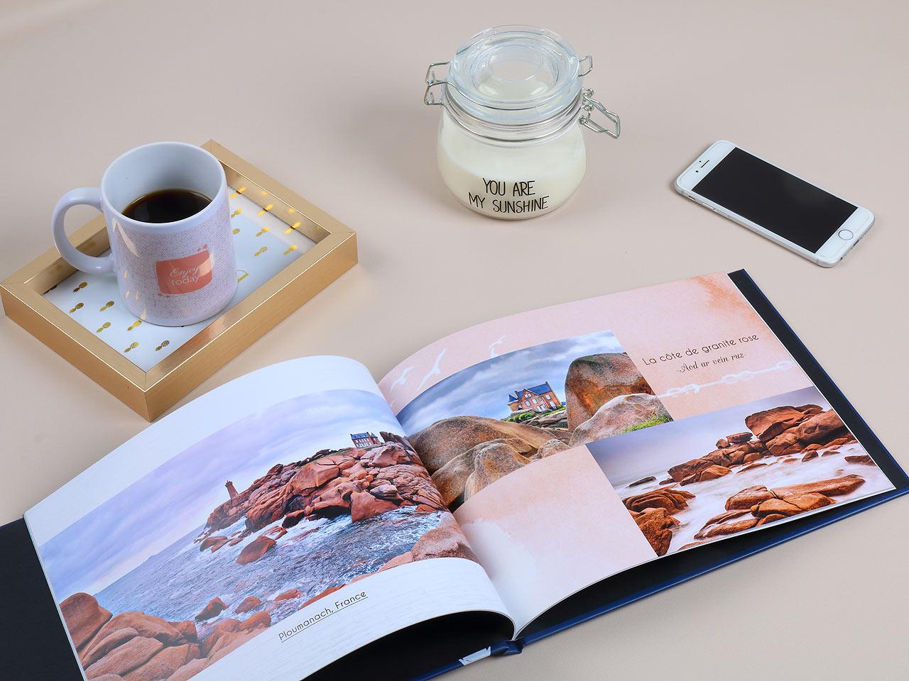 album photo traditionnel ou album photo en ligne. Black Bedroom Furniture Sets. Home Design Ideas