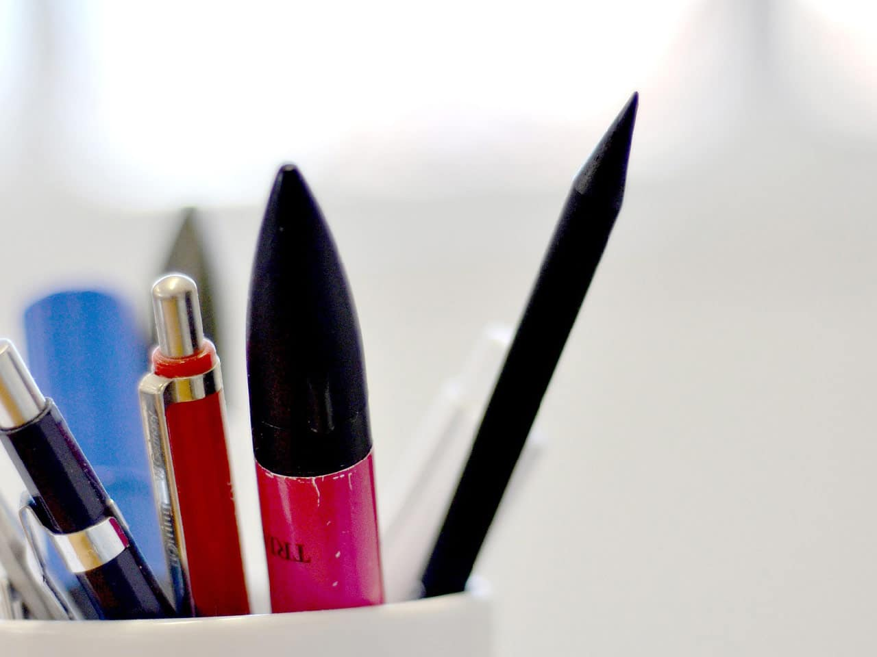 mug pas cher stylos