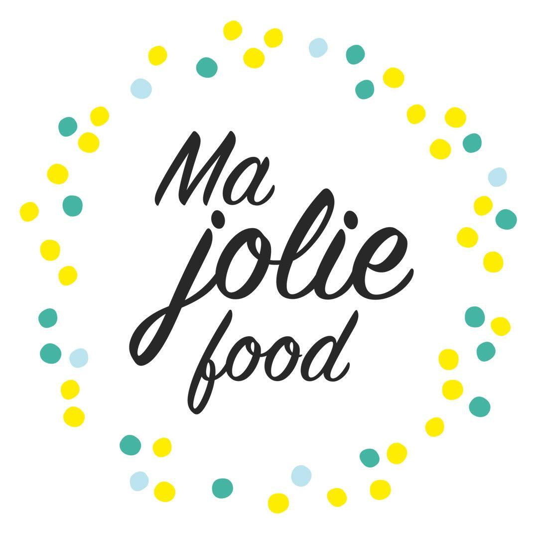 Ma Jolie Food Logo