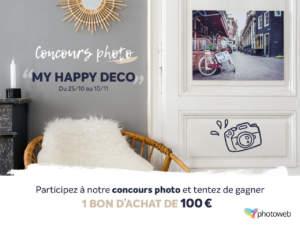 my happy deco concours photoweb