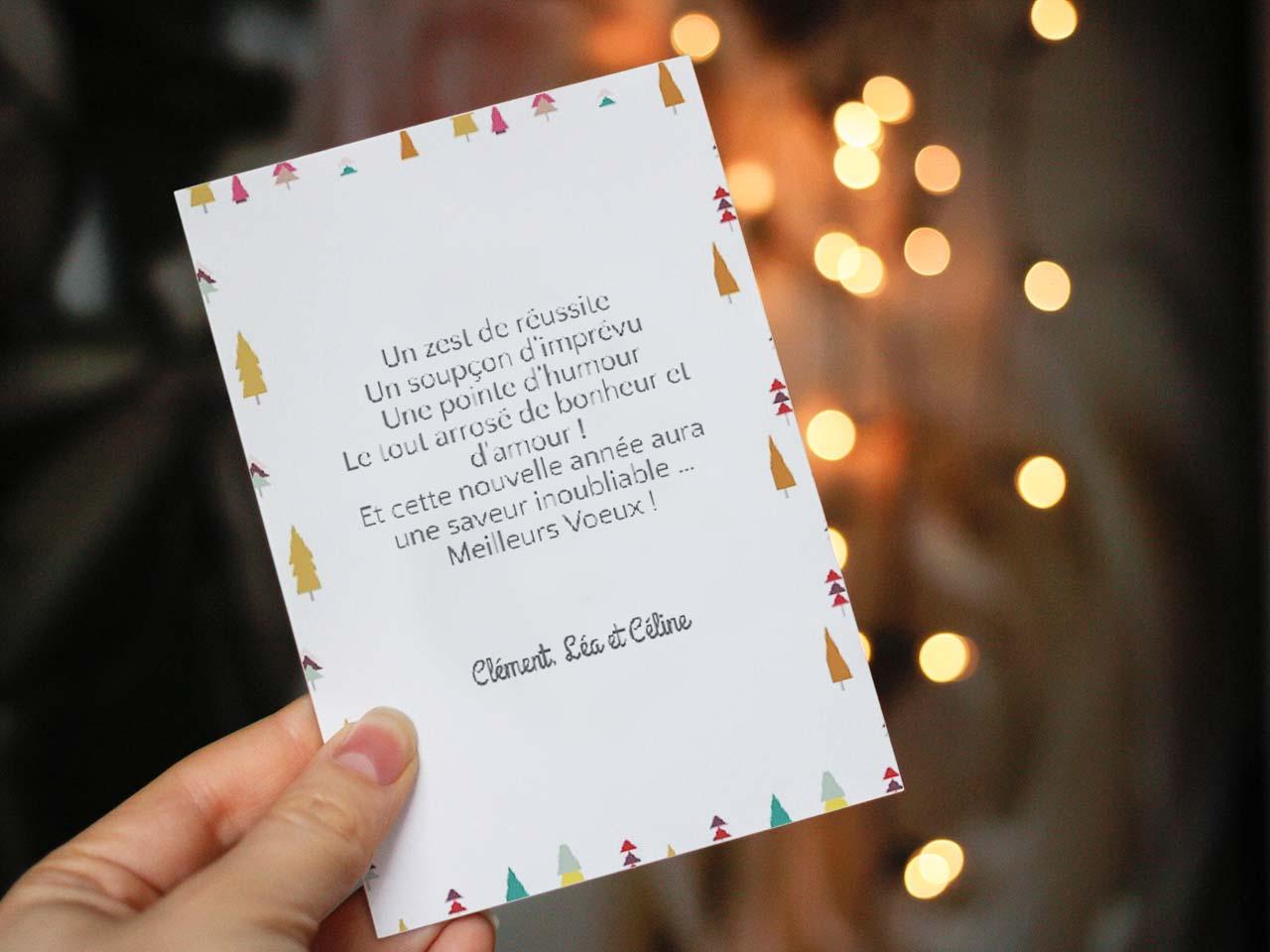 V ux de bonne ann e 10 id es de textes inspirants for Idee de site web original