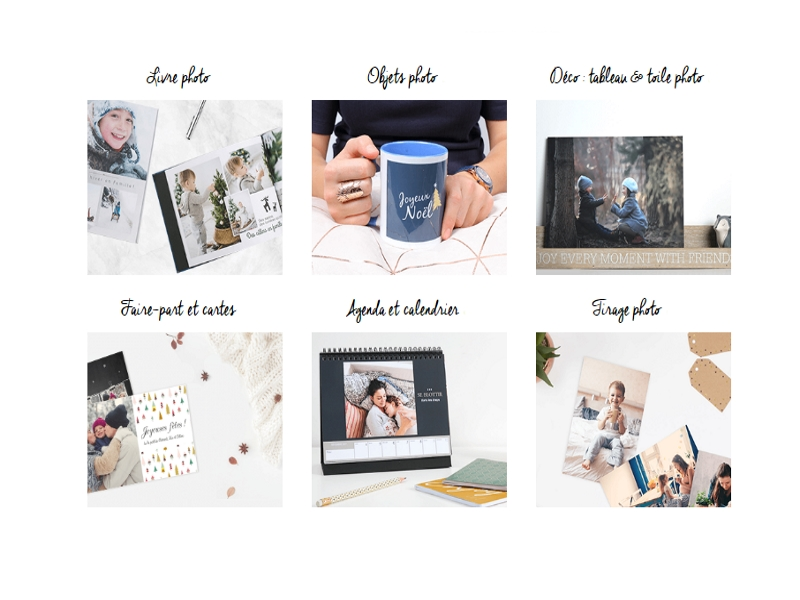 créations photoweb