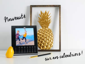 nouvelle interface calendrier photoweb