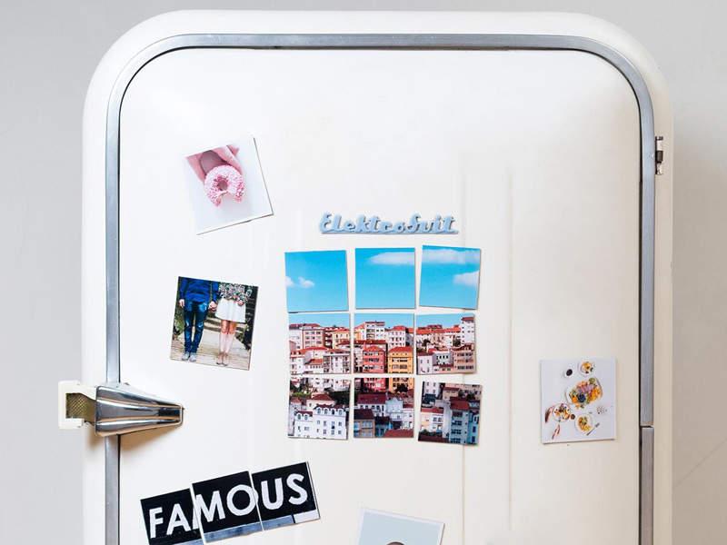 aimant frigo cr er un aimant frigo original et pas cher. Black Bedroom Furniture Sets. Home Design Ideas