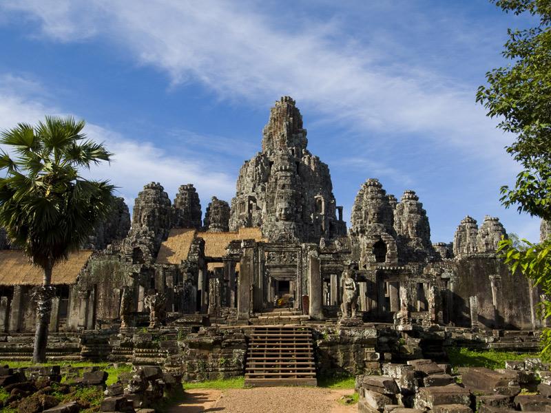 lieu à voir temple angkor cambodge