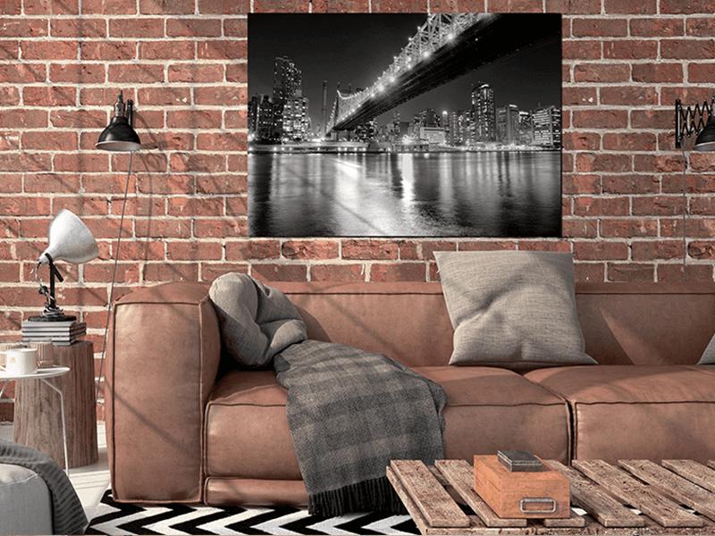 mur de photo