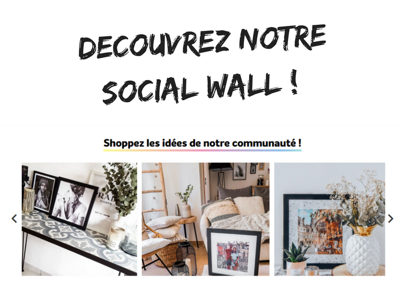 social wall instagram photoweb