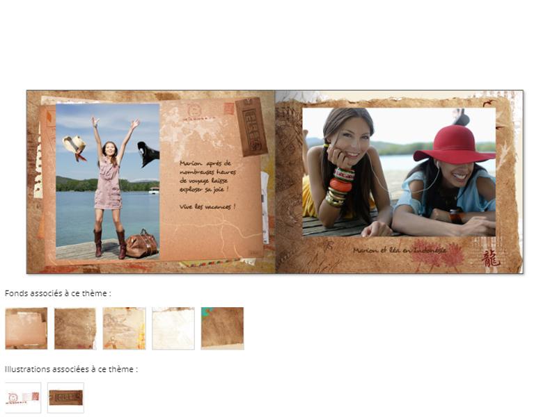 theme photoweb livre photo