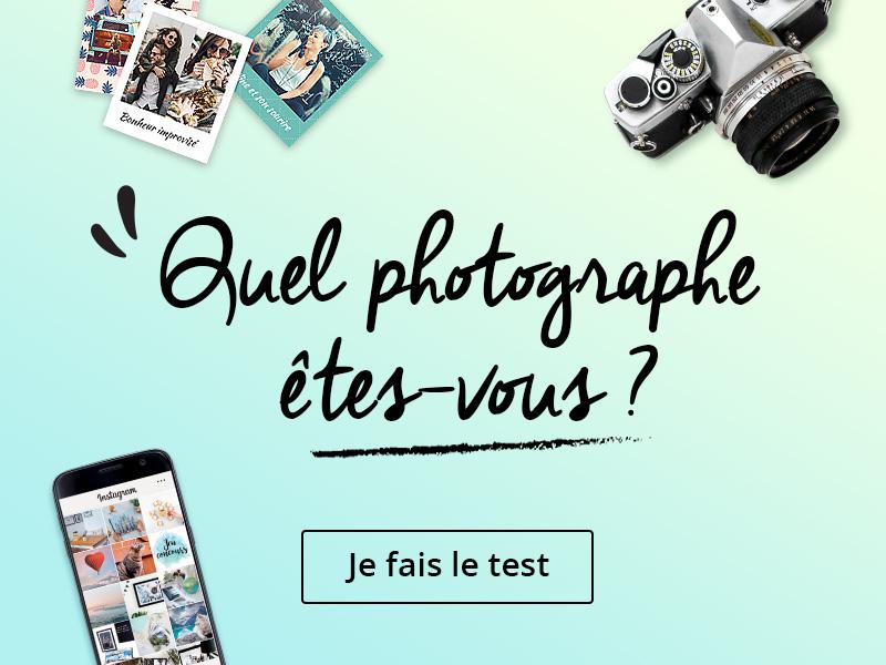 quel photographe êtes vous quizz
