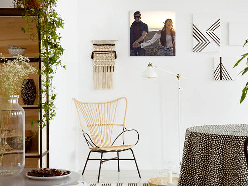 toile murale adoptez le style boh me dans votre int rieur. Black Bedroom Furniture Sets. Home Design Ideas