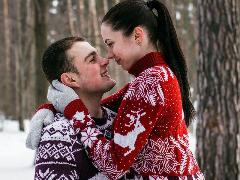 Cadeau de Noël en amoureux : soyez audacieux !