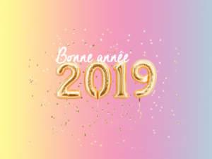 message de bonne année