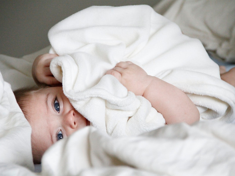 couverture bébé personnalisée