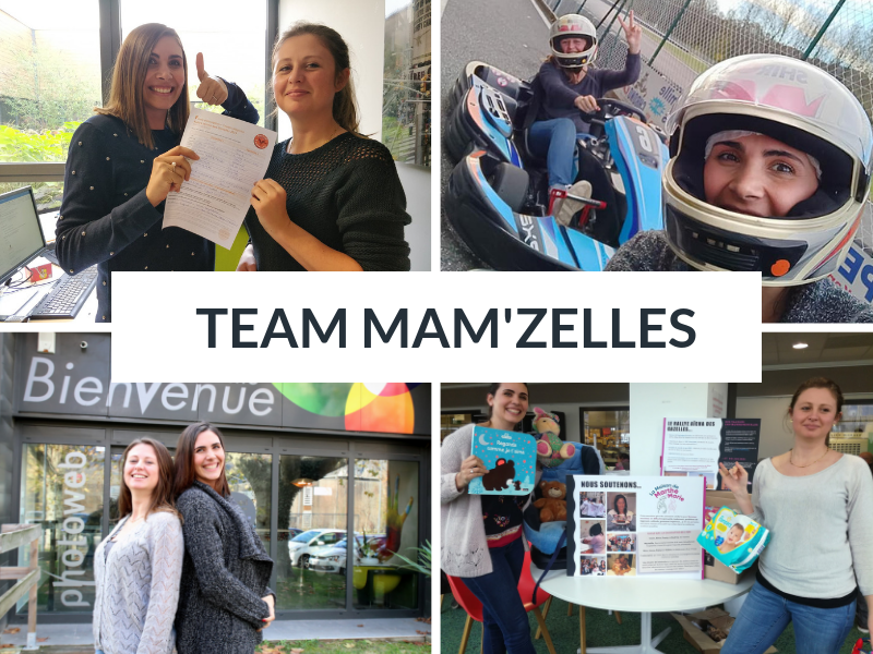 Team Mam'zelles Photoweb