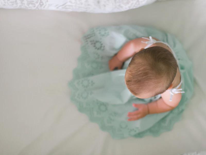 album photo bébé fille