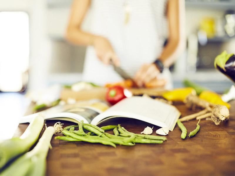 creer son livre de recettes