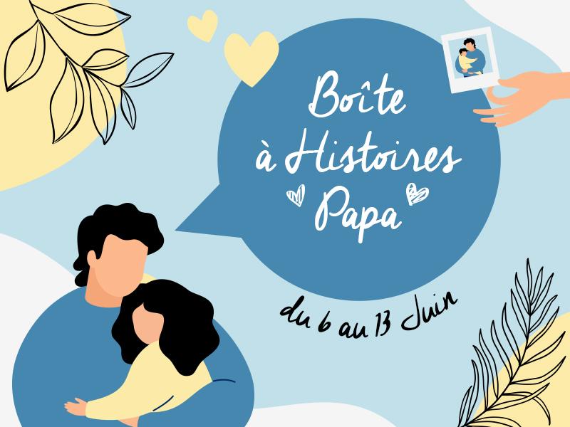 concours audio boite à histoires papa