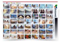 Tirage photo mini format